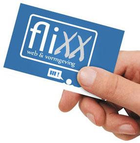 Flixx - Web & Vormgeving